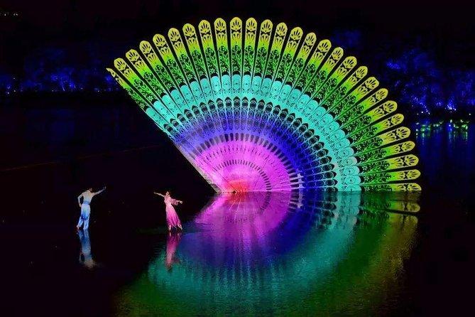 Hangzhou Night Tour with Impression West Lake Show