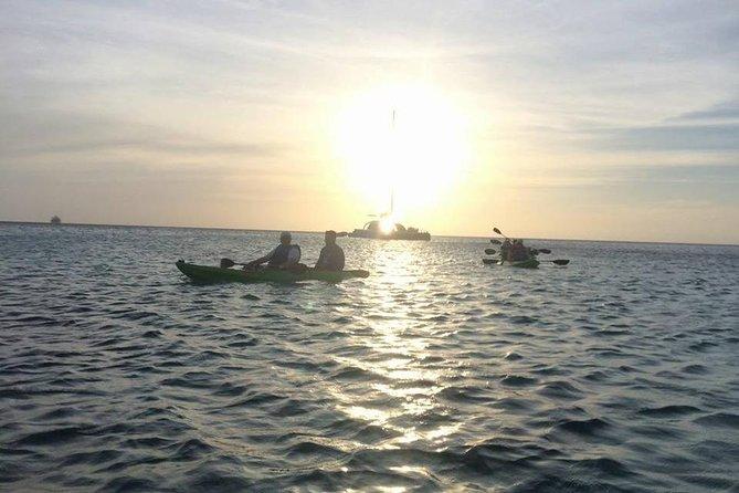 Night Glass Kayak Tour