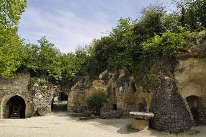 Cave Museum Village Troglodyte of Rochemenier Admission Ticket