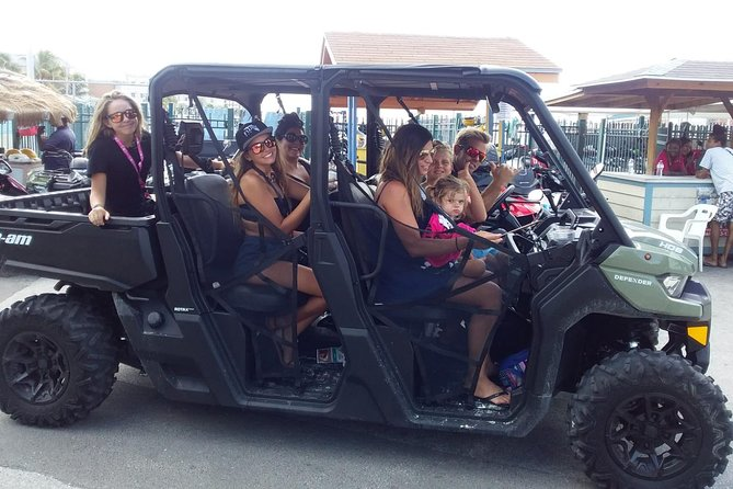 Buggy Rentals Cruise Port (NO Security Deposit with Free Pickup & Drop off)