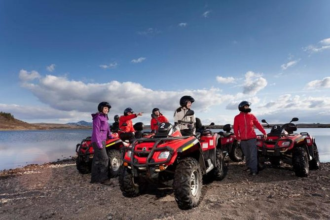 Whale Watching and ATV Adventure from Reykjavik