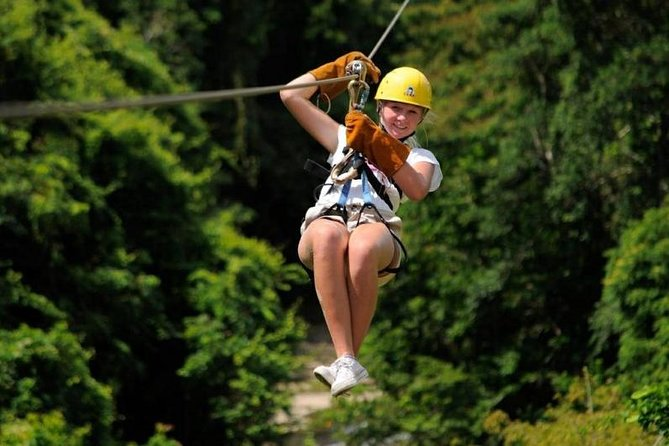 Zipline Adventure from La Romana