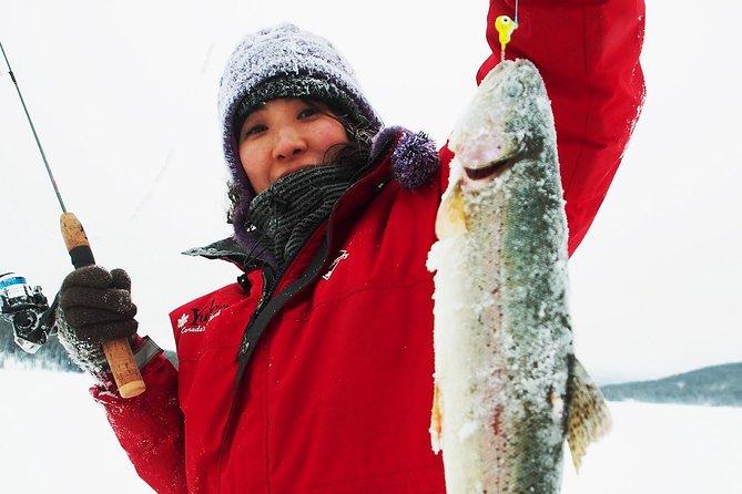 Yukon Ice-Fishing Tour | half day