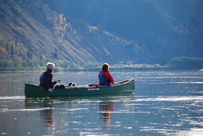 Arctic Day: Yukon River Canoeing Tour | half day