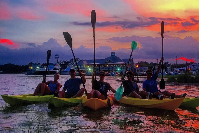 Guided Myrtle Beach Kayak Tour