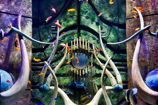 Skip the Line: Lost Chambers Entry at Atlantis The Palm Ticket