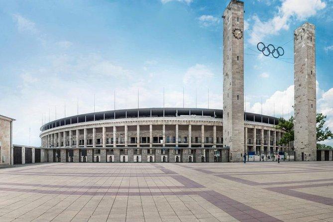 Parken Nähe Olympiastadion Berlin