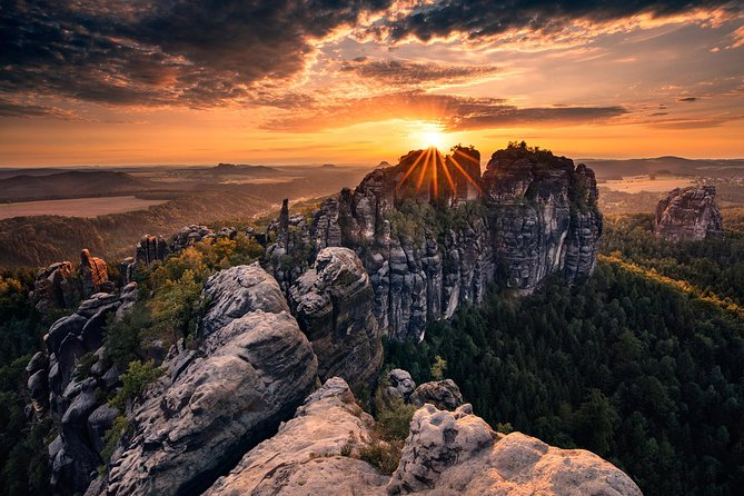 Private Custom Full day tour - Top Highlights of Bohemian & Saxon Switzerland
