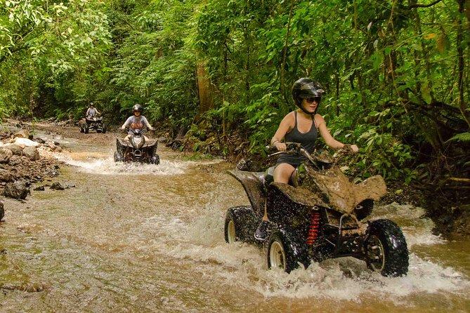 Jaco Beach & Los Suenos 3 Hour ATV - Waterfalls Adventure