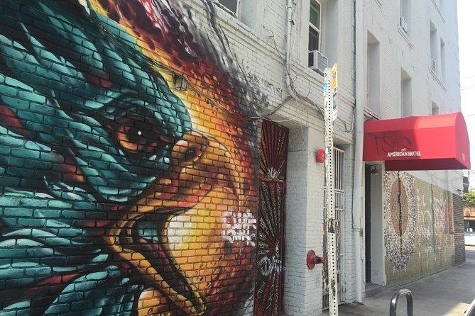 Los Angeles Arts District Walking Tour