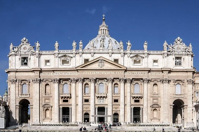Private Tour of the Vatican Museums, Sistine Chapel and St Peter's Basilica