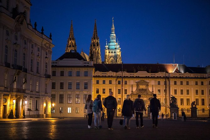 Alchemy and Mysteries of Prague Castle