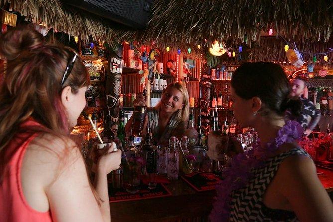 Tiki Cocktail Class in Key West