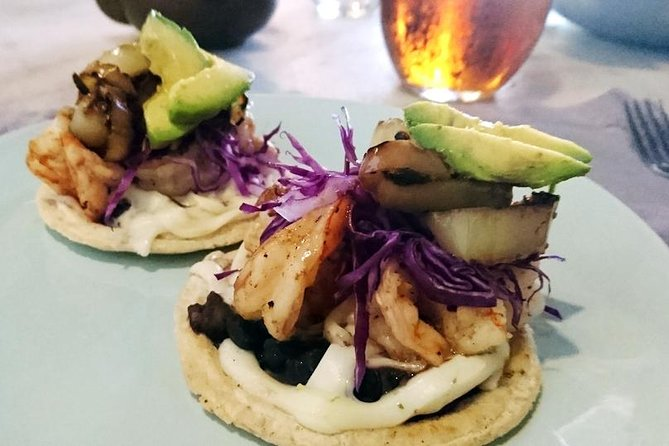 Market Visit and Cooking Lesson: Learn to Cook Authentic Mexican Food with a Modern Twist