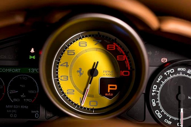 Ferrari Car Driving & Sailing Experience Barcelona unforgettable package!
