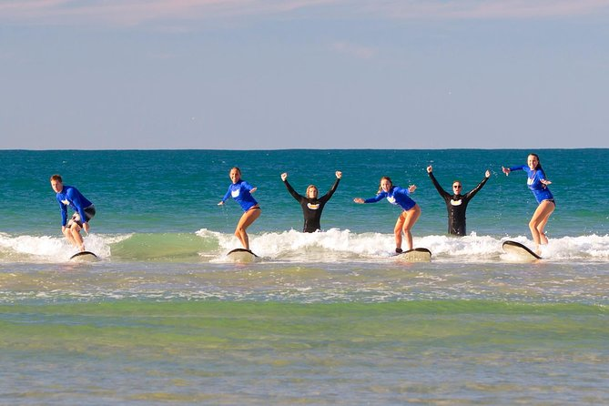 Learn to Surf at Noosa on the Sunshine Coast