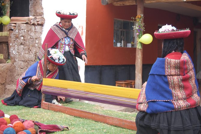 Sacred Valley Private Tour: Chinchero, Ollantaytambo and Pisaq