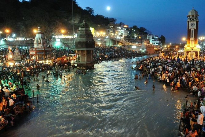 Private 3-Day Haridwar and Rishikesh Tour from Delhi