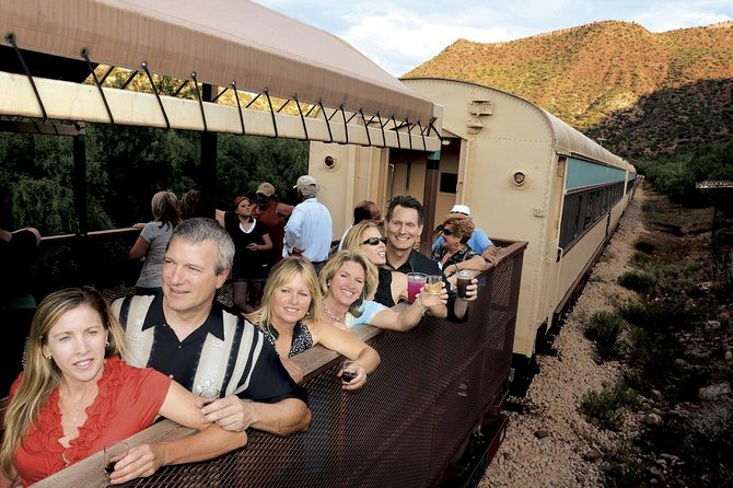 Small Group or Private Verde Canyon Railroad and Historic Jerome Tour