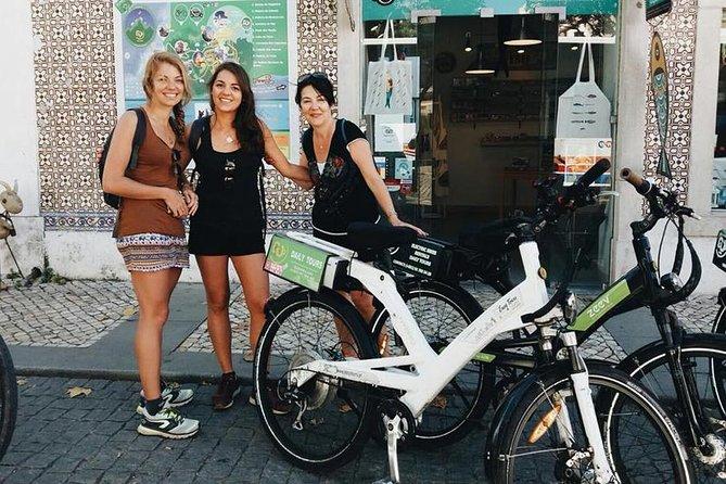 Sintra Electric Bike Rental