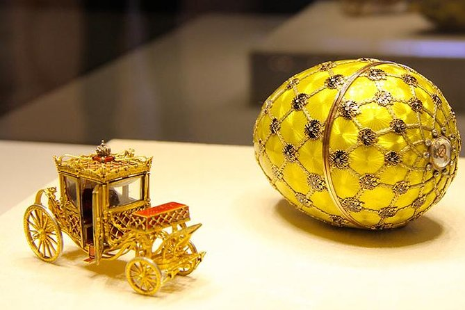 Faberge Museum Private Tour from Saint Petersburg