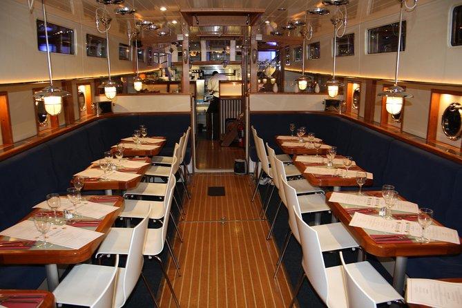 Restaurante Do Barco Do Canal Fornecido Pela Canal Boat Restaurant Dublin Condado De Dublin Tripadvisor