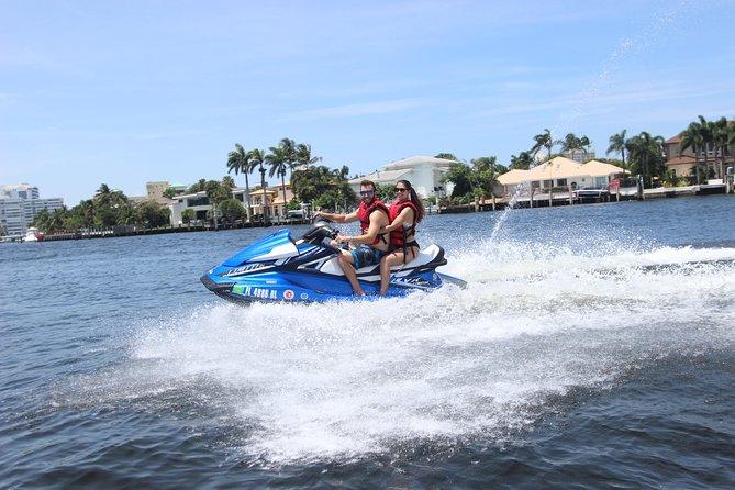 1 Hour Jet Ski Rental in Fort Lauderdale