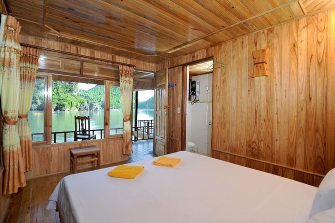 3 Days | Overnight on Halong Bay Cruise and Relaxing on Private Island