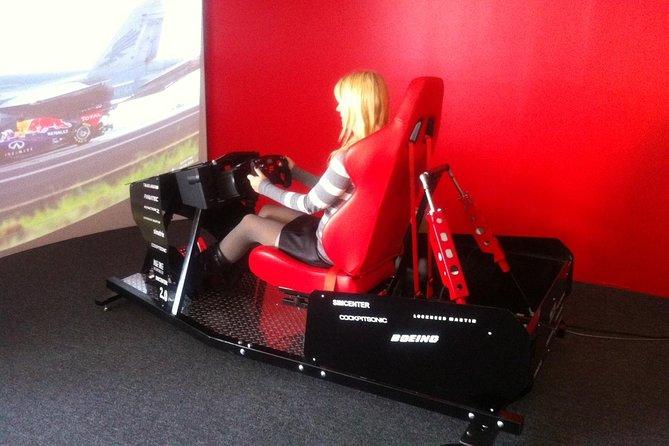Formula 1 Race Car Simulator Experience