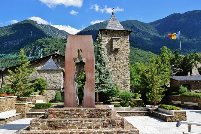 Private 12-Hour Tour of Andorra from Barcelona with hotel pick up and drop off