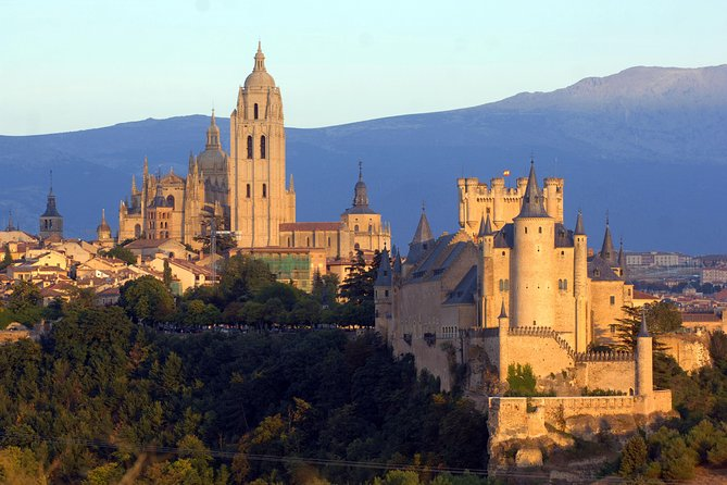 Full Day Tour to Toledo & Segovia with Fast Track Entry to the Alcazar