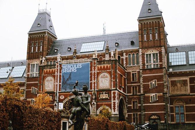 Skip-the-line Rijksmuseum Amsterdam Guided Museum Tour - Private Tour