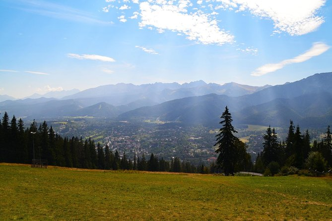 Thermal Pools and Zakopane Tatra Mountains from Krakow, Private