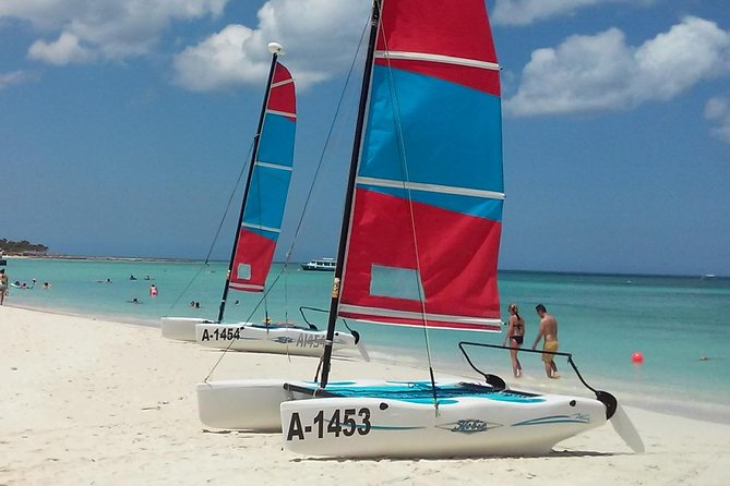 Aruba Sailboat Rental with Captain or Instructor Option