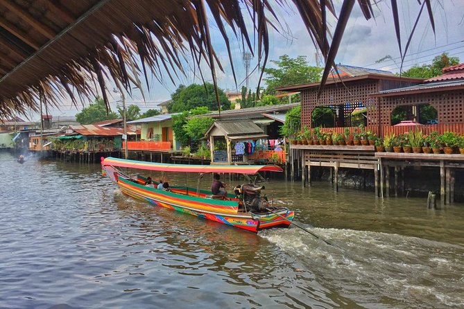 Bangkok Hidden Treasures Bike Tour