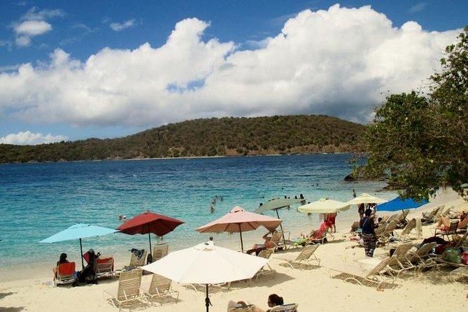 Coki Beach with Round-Trip Transport
