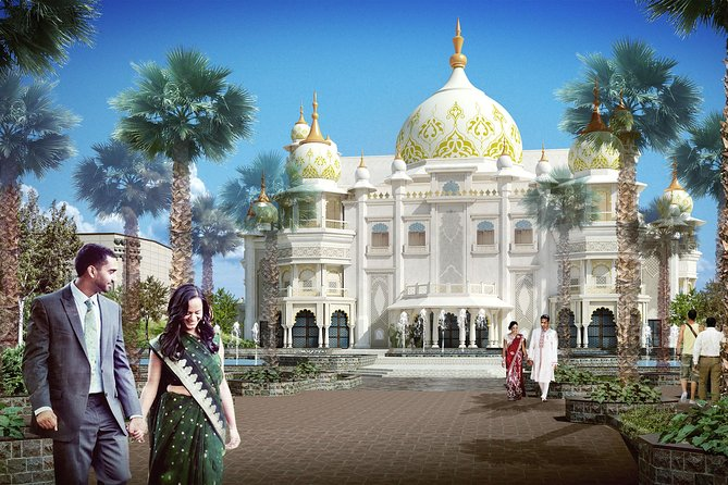 Bollywood Park with Transfers