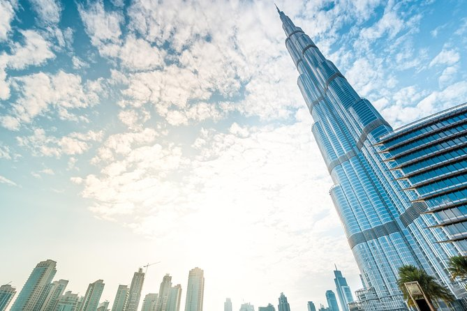 Full Day Burj Khalifa 124th Floor Non-Prime Hours Visit with Shared Transfers
