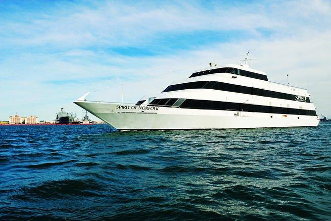 Spirit of Norfolk Dinner Cruise on the Elizabeth River
