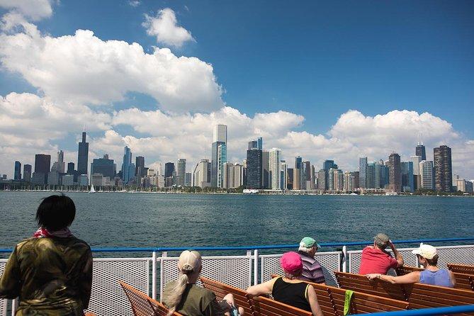 Lake Michigan Sightseeing Cruise