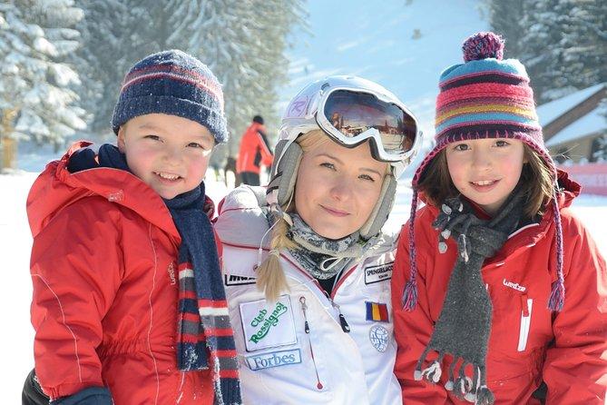 Private Ski Lessons Poiana Brasov 2 hours of fun