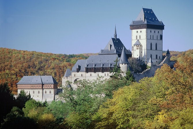 Karlstejn Castle - Half Day Coach Tour From Prague