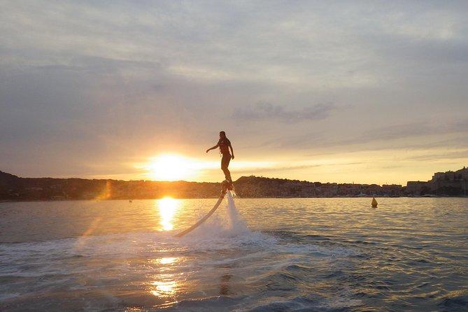 Jet Ski Flyboard Experience in St Martin