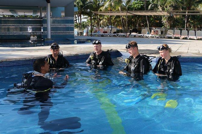 PADI Discover Scuba Diving in Playa del Carmen