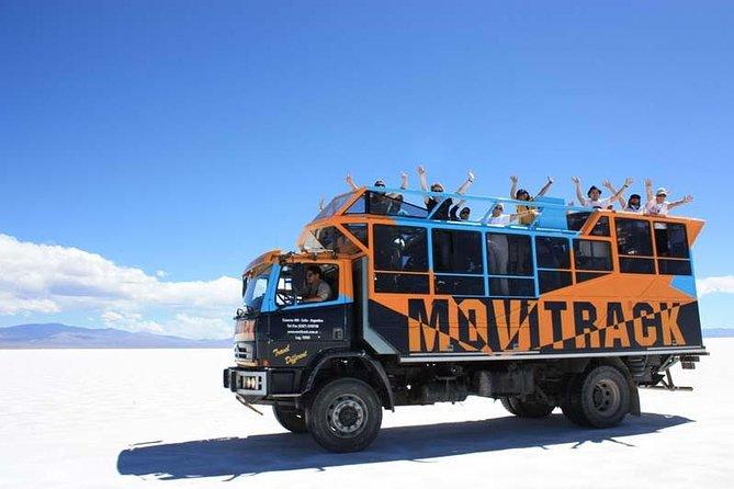 4 x 4 Safari Tour to Puna, Salt Falts and Purmamarca from Salta