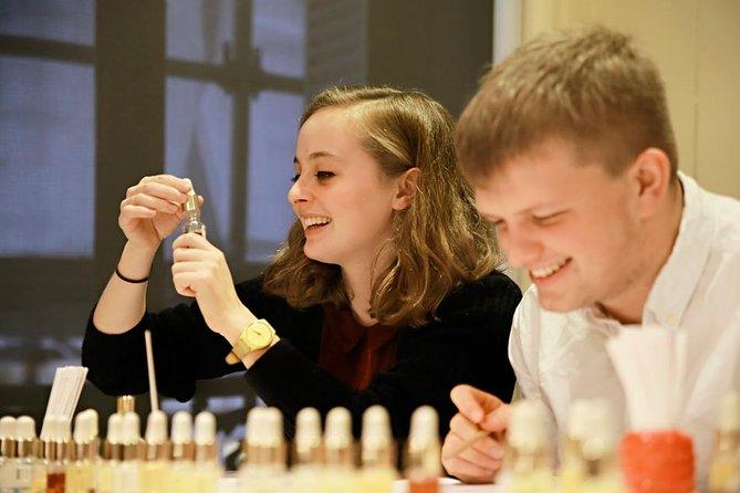 Workshop in Paris: Create your Own Parfum