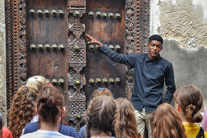 Ally Jape Historical Stone Town Walk
