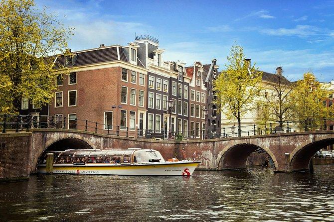 Zaanse Schans Half Day Tour plus Amsterdam Canal Cruise