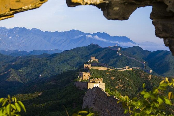 One Day Group Tour of Jinshanling Great Wall Hiking in Beijing