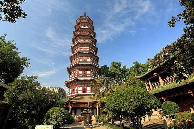 Guangzhou City Sightseeing Day Tour